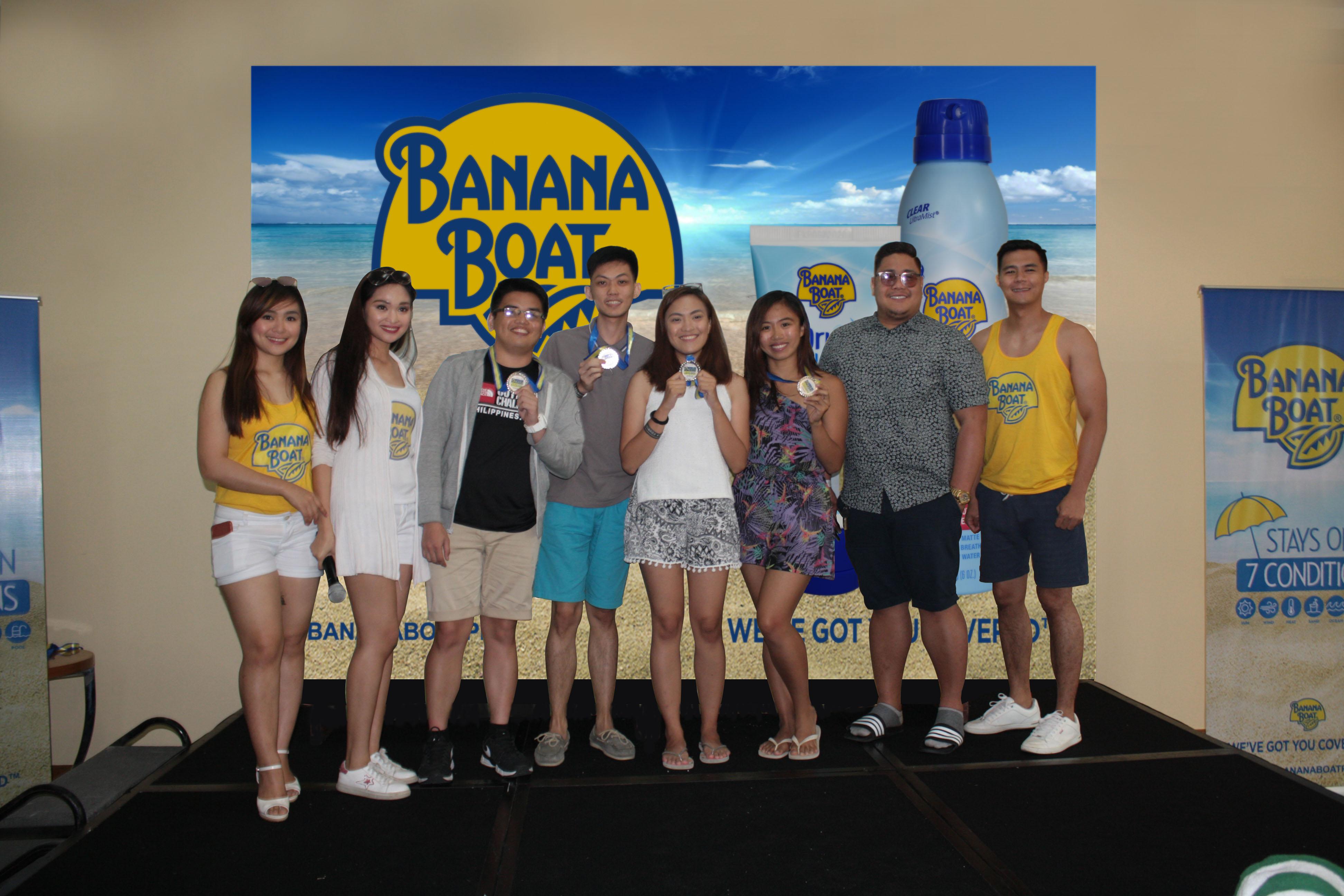 Banana BoatDry Balance