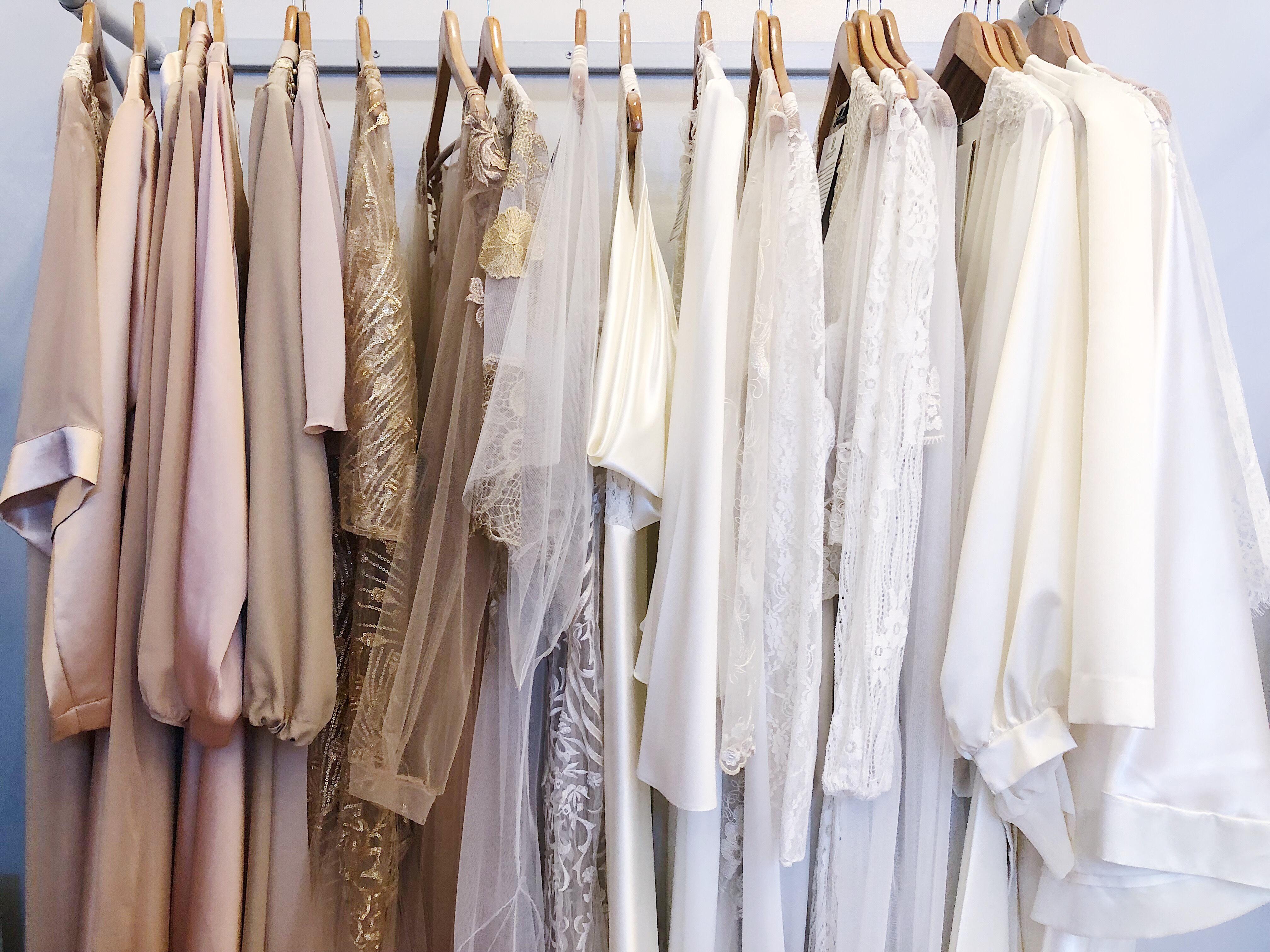 Bridal Robe Designs