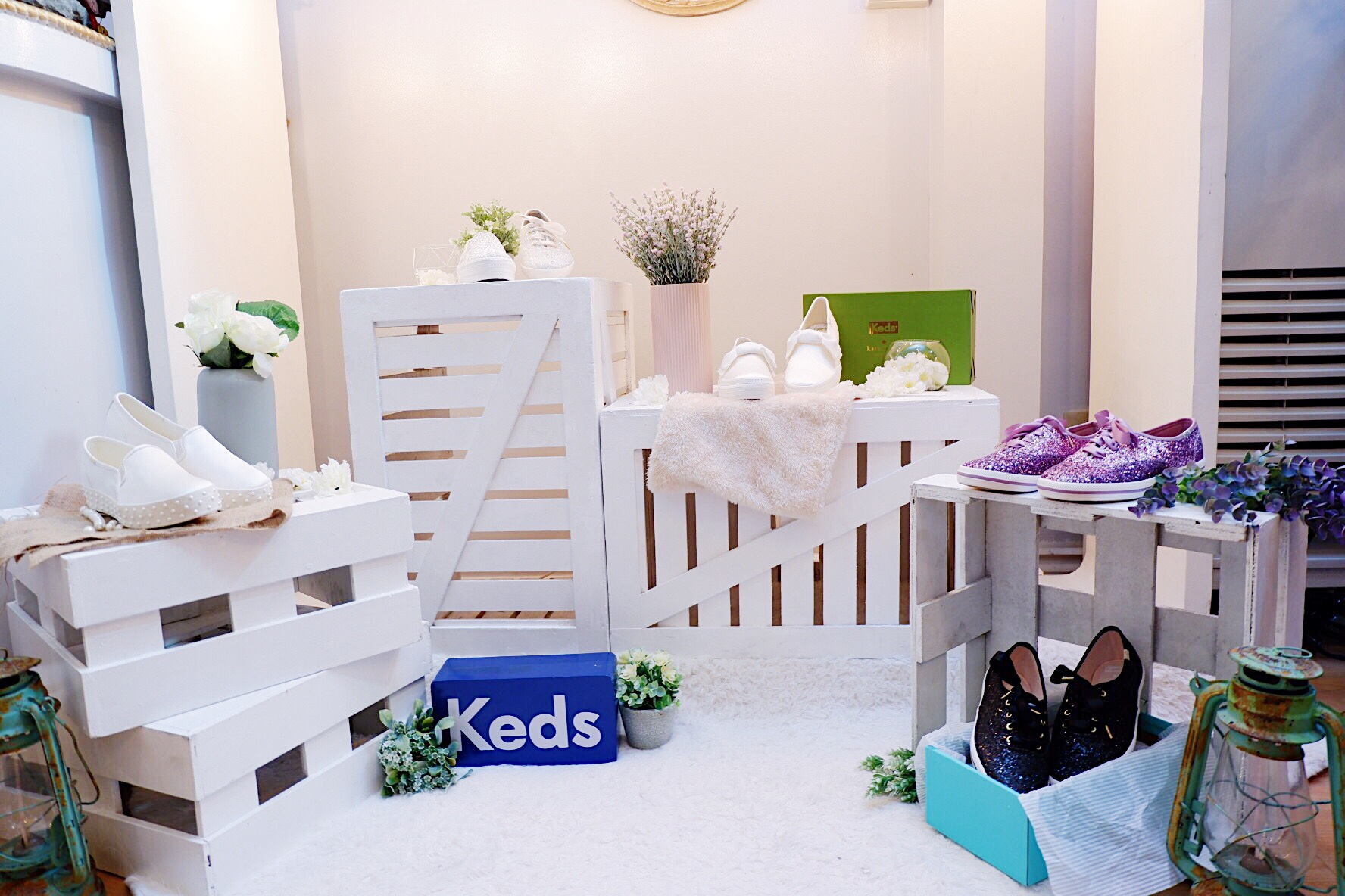 Keds and Happy Andrada Collaboration