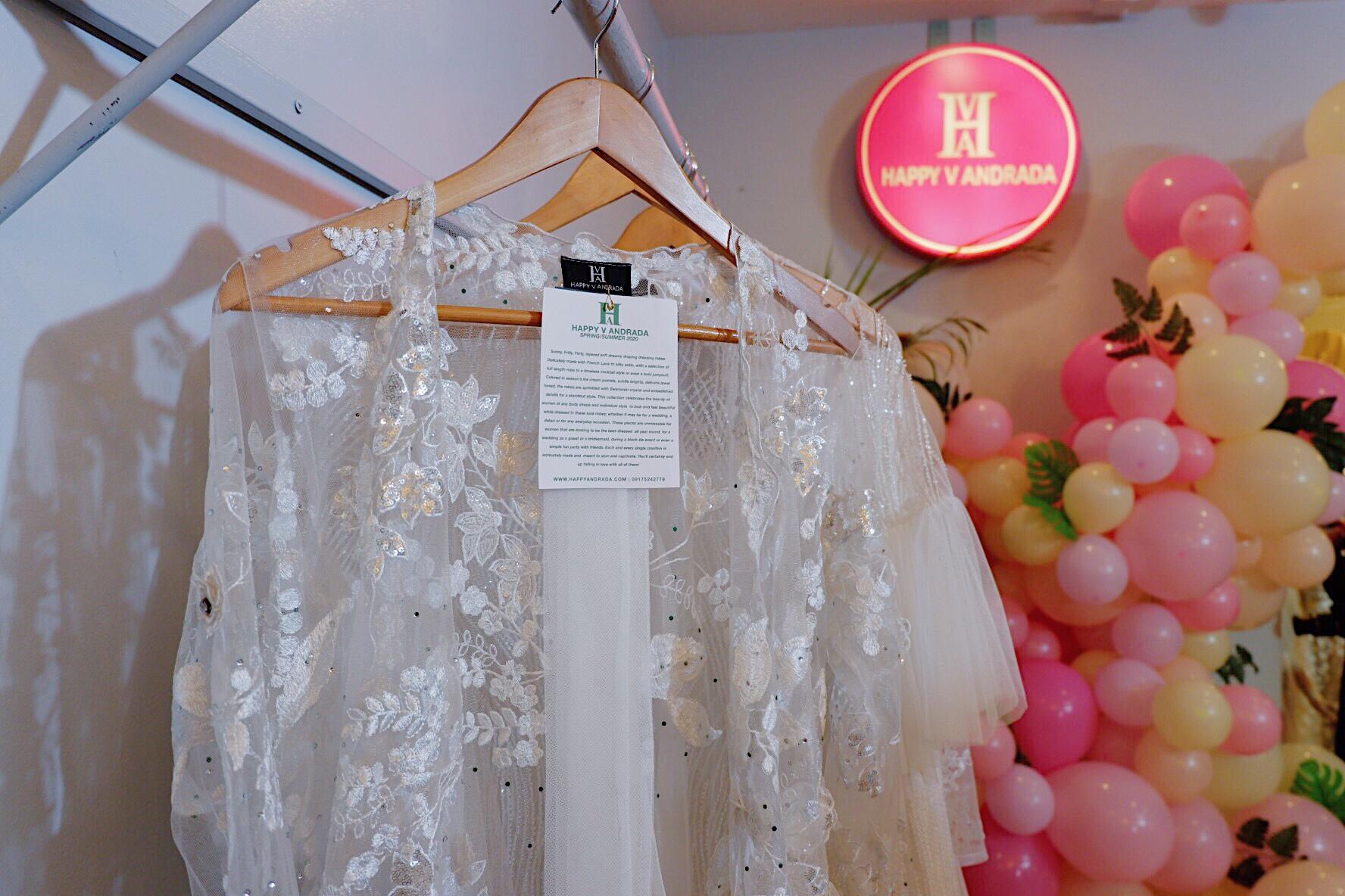 Sample Design of Bridal Robe